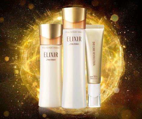 #5.3) Shiseido Elixir