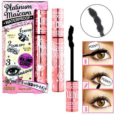#6) Fairydrops Platinum Mascara